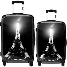 Paris 2 by Ikase, Multicolor Harside Spinner Luggage Set, Multi Hard Case Suitcase, Suitcase Set, Spinner Suitcase, Cabin Luggage, Travel Luggage, Best Luggage, Luggage Sets, Lightest Suitcase, Global Warming Issues