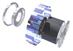 In-wheel electric drive motors represent an effective method of providing propulsion to vehicles which otherwise were not designed to have driven wheels. That is, they're great for EV hacking and ...