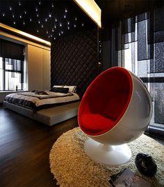 世界のデザイン椅子、 60s カルチャーを感じるバブルチェア&ボールチェア