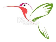 """Résultat de recherche d'images pour """"colibris dessin abstrait"""""""