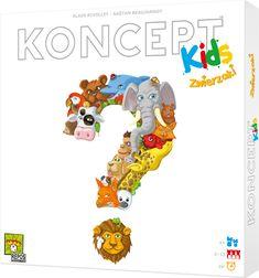 e45ed23c5 Rebel - Koncept Kids  Zwierzaki - Zabawka Roku. Jogos De TabuleiroNotícias