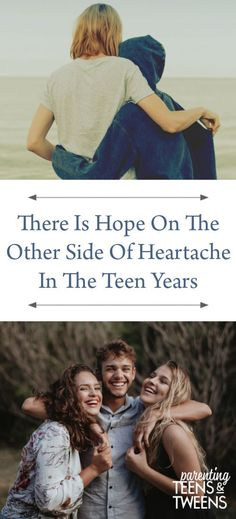 There Is Hope On The Other Side Of Heartache In The Teen Years #teens #tweens #parentingteens #teenagers #teenissues #parenting #kids #family #familyrelationships #teentrouble #teenbattles #motherhood #teenboys #teengirls #sons #teenson #teendaughter