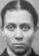 Former slave Rachel Knight, portrayed by Gugu Mbatha-Raw in Free State of Jones movie. Read 'Free State of Jones: History vs. Hollywood' - http://www.historyvshollywood.com/reelfaces/free-state-of-jones/
