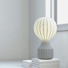 Gatto Table Lamp by Achille and Pier Giacomo Castiglioni  #Flos