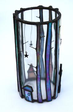 Tall Trees - Glass Art                                                                                                                                                                                 More