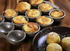 This article is so funny.  I got an aebleskiver pan from my parents a few years ago and still haven't used it.  I am now inspired to make this recipe.