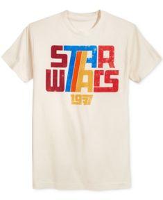 69f4e80ed Fifth Sun Men s Star Wars 1977 Retro T-Shirt   Reviews - T-Shirts - Men -  Macy s
