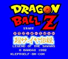 IsbiruSNES - O melhor do Super Nintendo: Dragon Ball Z RPG (BR)