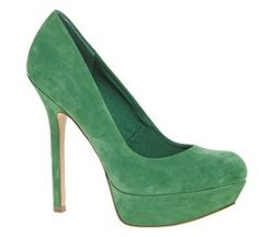 Yep!  I would wear them!  http://www.myfashionlife.com/archives/2011/05/11/get-the-look-olivia-palermo-in-tibi/green-heels/