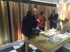 A quick Q & A session with a prospective client Pictures from our stand at Grand Designs Live May 2015 Grand Designs Live, Flooring, Pictures, Home Decor, Photos, Decoration Home, Room Decor, Wood Flooring, Home Interior Design