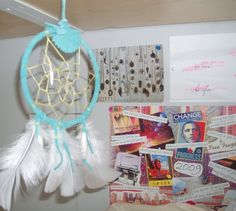"""Make your own dream catchers (didn't mention the prayer bead, but don't forget the importance of one! It's not just for """"adding trinkets"""" )"""