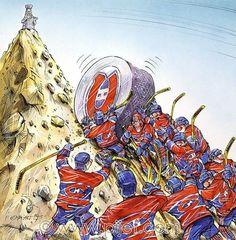 Montreal Canadiens, Spiderman, Superhero, Fictional Characters, Art, Craft Art, Spider Man, Kunst, Gcse Art