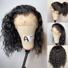 Frontal Hairstyles, Wig Hairstyles, Melanie Martinez, Wig Styles, Curly Hair Styles, Lace Front Wigs, Bleach Dye, Black Wig, Hair Laid