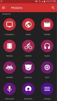 Mobdro Instalar Grátis no PC ou Mac e assistir TV grátis ao vivo Free Live Tv Online, Live Tv Free, Free Tv Streaming, Streaming Movies, Lista Iptv Portugal, Tv Online Ao Vivo, Site Sport, Watch Tv For Free, Places