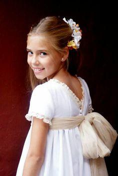 Precious Child - festive little girl