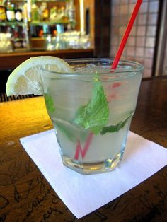 I first heard about the Bootleg from Dean Phillips, of Phillips Distilling, who told me he'd served the drink at the Food & Wine Classic festival in Aspen to introduce Phillips's Prairie Organic Vodka. The Bootleg, Phillips explained, paired the vodka with citrus and fresh mint—several Minnesota country clubs served...