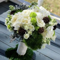 Happy Anniversary our bride Brittany from January 2015! Sorry we are late on the congratulations! #thefloralcottageflorist #anniversary #bridalflowers #bridalbouquet #flashbackfriday #fbf #weddingflowers