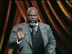 God Wants To Heal You So You Can Go On - Living With What You Can't Live Down 4 Bishop T.D. Jakes