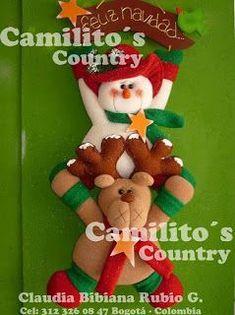Felt Banner, Christmas Stockings, Christmas Ornaments, Christmas Stuff, Hand Puppets, New Pins, Ideas Para, Lily, Holiday Decor