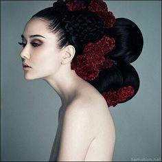 Celosia flower fashion
