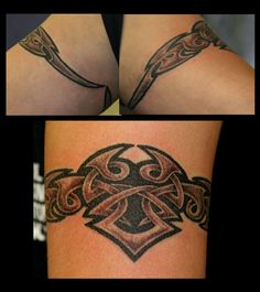 Celtic Arm Band
