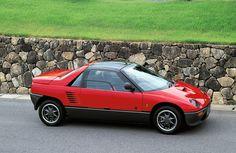 Autozam AZ-1 / Mazda AZ-1 / Suzuki Cara