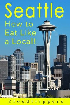 Wondering where to eat in Seattle? We've got you covered with tips from a Seattle insider. | Seattle | Washington | Seattle Washington | Where to Eat in Seattle | Seattle Restaurants | Best Places to Eat in Seattle | Seattle Food | Seattle Guide | #Seattl
