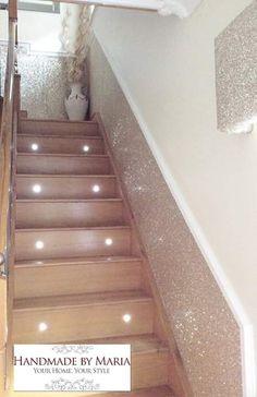 Glitter decor