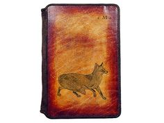 Best Kindle Case  Fox by joevleather on Etsy, $54.99
