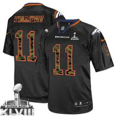 Trindon Holliday Elite Jersey-80%OFF Nike Camo Fashion Trindon Holliday Elite Jersey at Broncos Shop. (Elite Nike Men's Trindon Holliday Black Super Bowl XLVIII Jersey) Denver Broncos #11 NFL Camo Fashion Easy Returns.