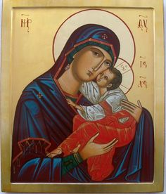 Galleria 1 - maestro iconografo, artista icone sacre, santa icona, madonna - gargano