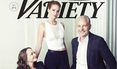 Jennifer Lawrence, Francis Lawrence and Nina Jacobson Talk To Variety