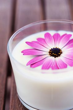Milk and Flowers? #Positivismo