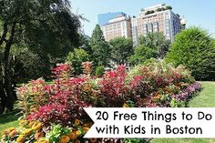 Are you heading to Boston with your family on vacation? Here are 20 free things to do with kids in Boston! Vacation Trips, Vacation Spots, Vacation Ideas, Spring Vacation, Vacations, East Coast Road Trip, Road Trip Usa, Usa Roadtrip, Boston Activities