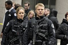 flashpoint cast | ... and David Paetkau in Flashpoint picture - Flashpoint picture #37 of 92