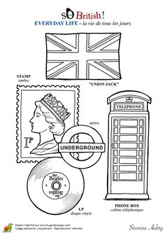 Home Decorating Style 2020 for Coloriage Cabine Telephonique Angleterre, you can see Coloriage Cabine Telephonique Angleterre and more pictures for Home Interior Designing 2020 12340 at SuperColoriage. English Primary School, English Classroom, Teaching English, English Resources, English Activities, English Lessons, English Day, Learn English, Union Jack