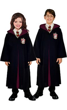 Child Harry Potter Gryffindor Costume Deluxe so cute
