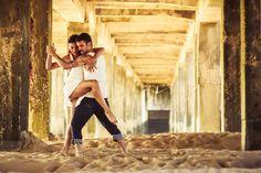 Rocío y Bruno representan pura energía, simpática y amigable. Frescos y claramente vivos son dos bailarines de una técnica y musicalidad encantadoras que construyeron una pareja con identidad propia e inigualable.