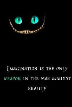 Cheshire cat - Alison in Wonderland