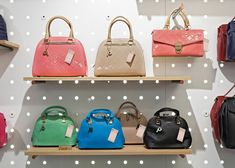 Museum shop of the Museum of Bags and Purses by Claessens Erdmann, Amsterdam – Netherlands » Retail Design Blog