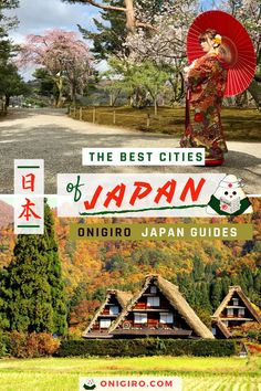 We gathered the best cities of Japan with all the information you need for your travel. This interactive trip planner will help you to build your own itinerary in Japan! Pick your favorite japanese city and start exploring. Inside our travel guides you'll find itineraries, things to do, seasonal activities, local food and much more. Start your journey in Japan now on Onigiro.com, taking beautiful aesthetic photography Japan Travel Guide, Travel Guides, Visit Japan, Travel Planner, Best Cities, Trip Planning, Family Travel, Traveling By Yourself, Things To Do