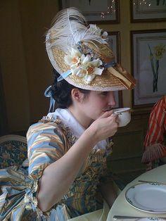 18th Century Inspired Costume by bauhausfrau, via Flickr