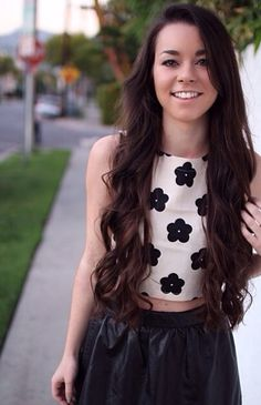 Sierra Marie makeup is so Perf! Love her videos! <3