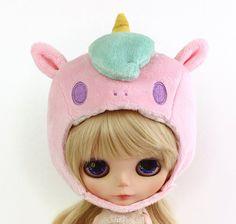 Unicorn little twin stars cute plushie style by DreamForestDolls