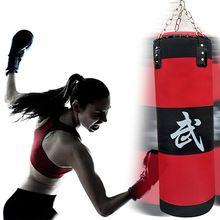 70 cm saco de areia vazio fitness formação mma saco gancho de suspensão kick luta saco de areia soco punching bag saco de areia(China (Mainland))