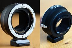 Fringer is the Worlds First Contax N- to Sony E-Mount Electronic Adapter