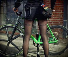 FYGB My legs My gears #girl #bike