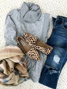 Come indossare l'animalier: consigli di stile Winter Outfits Women, Fall Outfits, Casual Outfits, Winter Dresses, Black Outfits, Winter Clothes, Beach Clothes, Outfits 2016, Dresses 2016