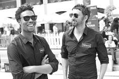 Momentos del casting #EML 2013 Málaga #TRESemmé #AnthonyLlobet