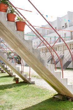 Bouca Social Housing in Porto by Álvaro Siza Vieira #architecture